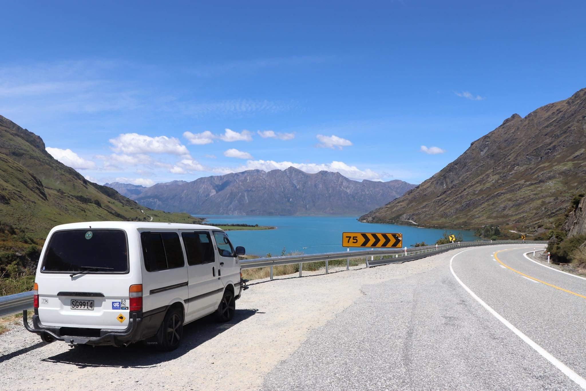 くるまたび【NZ南島南部観光】